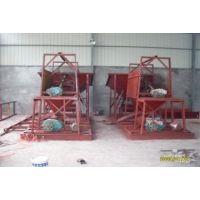 志成机械丨达到国家建筑用沙标准--海沙淡化清洗生产线