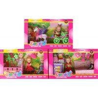 玩具洗衣机,玩具婴儿床,芭比飞拖车,玩具浴池,玩具自行车