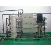 饮料行业用的纯水设备,乳制品生产用纯净水设备,伟志6吨水供应