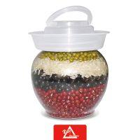 全新0.5-10升塑料泡菜坛子密封储物罐 pet酵素瓶泡酒瓶密封罐