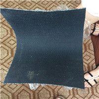 大城美润牌黑色单面硅胶布生产厂家,胶量足不掉胶免费拿样