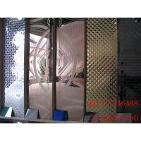 304不锈钢设备专用小米粒水珠凹凸压花板 菱形水珠冲压不锈钢板
