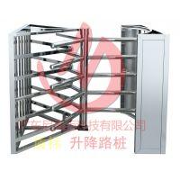 不锈钢旋转门 120度三辊型旋转闸 机场出口通道闸