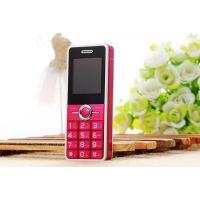 【迷你手机】福中福F688B 双卡儿童女士小型卡通手机 促销热卖