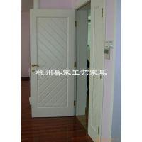 杭州酒店宾馆实木客房门,门套,木饰面-酒店宾馆工厂化装修图片