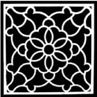 水泥花窗厂规格1m*1m可定制 30年花窗老厂