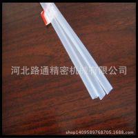 路通【硅胶管】专业挤出机生产耐高温白色硅橡胶软管 型号全!