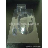 无线鼠标PVC吸塑内托 透明塑料盒东莞厂家定做有现模免费提供样品