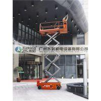 广州装饰工程升降机出租,12米升降平台出租