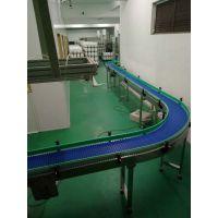 供应塑料链条输送机,非标定制链条式输送线