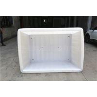河南郑州k1200L大型养殖孵化塑料方桶进口pe低密度聚乙烯绍兴昌翔容器