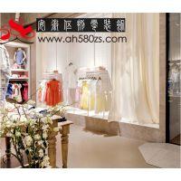 合肥服装店装修时尚女装店面设计公司专为您量体裁衣