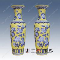 1.8米陶瓷大花瓶 景德镇大花瓶厂家定做瓷器大花瓶