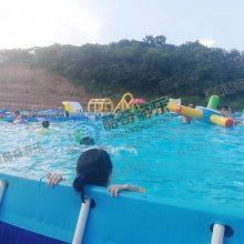 移动游泳池 移动水上乐园的发展前景如何