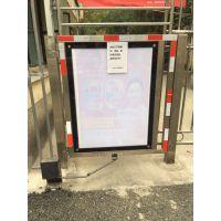 甘肃小区自动开门机电动闭门器平开门机广告门厂家