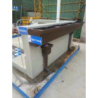 贵阳别墅屋面排水槽铝合金落水天沟系统PVC成品方型屋檐接水槽