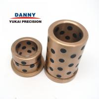 铜+石墨导套 耐磨块[东莞厂家直销],物优价廉,交期快.模具配件 DANNY
