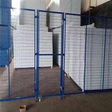 波浪防护网 草坪护栏网 钢丝护栏网