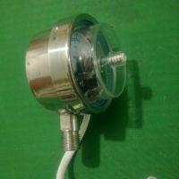 压力表厂家专业订做不锈钢电接点压力表YX-60BF-Z
