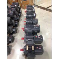 上海德东电机 厂家直销 YEJ2-132M-4 7.5KW B3 电磁制动电动机