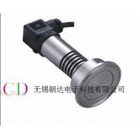 卫生型压力变送器 平膜式压力变送器 卡箍式变送器 压力变送器