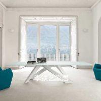 新品推荐 美式创意咖啡厅桌子 铁艺纯实木酒店餐桌 批发价