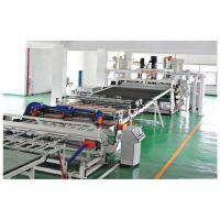 防大理石板生产线,彤鑫晟塑机(图),防大理石板生产线