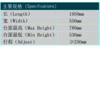 中西供机械眼科手术台 型号:ZX-ST3库号:M342463