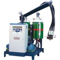 佛山绿州机械PU发泡机供应LZ-907方向盘聚氨酯发泡机设备