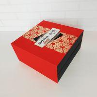 高档中秋节月饼包装盒 礼品盒 月饼手提纸盒 礼盒8粒