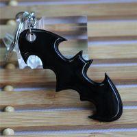 欧美热销 电影蝙蝠侠钥匙扣 合金挂件 速卖通 亚马逊周边产品批发