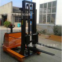供应前移式堆高车电动装卸车货叉可以移出搬运叉车无腿升高提升车