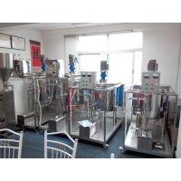 均质乳化机 洗衣液 洗发水 护发素 焗油膏 等液类生产设备 300L