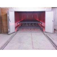 广州市强鑫烤漆设备厂专注高温烤漆房十一年,值得您信赖的烤漆房