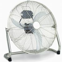 High Velocity QUIRT INDUSTRIAL Large Sizes Electric Metal Plastic Blades 16 Inch 40 cm Floor Fan