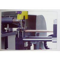 自铜管、铝管、薄壁铁管、薄壁不锈钢管的动下料机 钢管全自动切管机钢管全自动切管机价格