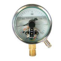 商华供应耐震型电接点压力表YNXC