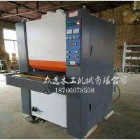 众选机械木工机械设备 自动定厚砂光机 定尺砂光机 木工抛光机