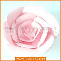福建上海纸质工艺品仿真花、橱窗商场装饰摆设美陈植物、七夕节日用品