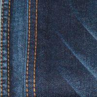 破洞牛仔裤用什么面料12安纯棉牛仔布料
