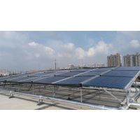欧麦朗承接商业太阳能热泵热水系统