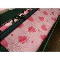供应LC大棚保温被绗缝机 多针有梭棉被机价格