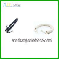 PU螺旋线,手柄电话线,伸缩线生产厂家