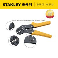 现货史丹利工具1.0-4.5mm B系列手动同轴端子压接/线钳84-857-22