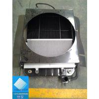 山推重工YZ20J压路机ZL60GT装载机SD22推土机水箱散热器价格