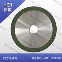pcd\pcbn复合片加工用陶瓷结合剂砂轮 效率高 砂轮寿命长