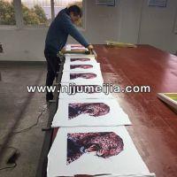 专业厂家 热转印 服装印花加工/纯棉数码直喷印花