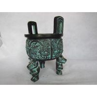 洛阳青铜器、皇帝宝鼎,仿古摆件工艺品,广发青铜器
