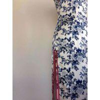 苏绣旗袍定制店利特豪尔服饰 全手工缝制 重磅真丝面料 量身定做