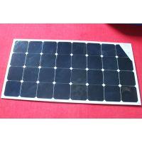 供应100W柔性可弯曲家用太阳能电池板